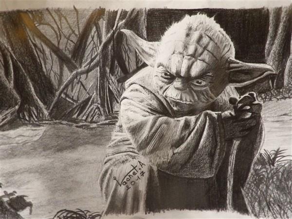 Yoda by DCN-decors